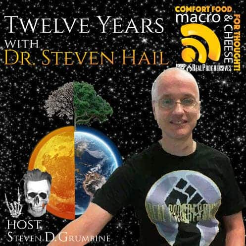 Episode 6 – 12 Years with Dr. Steven Hail