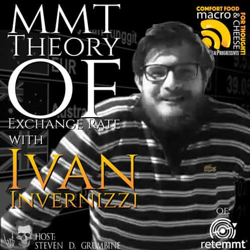 Episode 15 –  MMT Theory of Exchange Rate with Ivan Invernizzi
