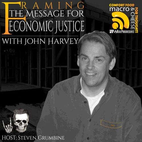 Episode 30 – Framing the Message For Economic Justice with John Harvey