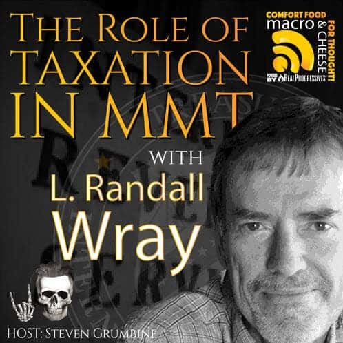 Episode 36 – The Role of Taxation in MMT with L. Randall Wray