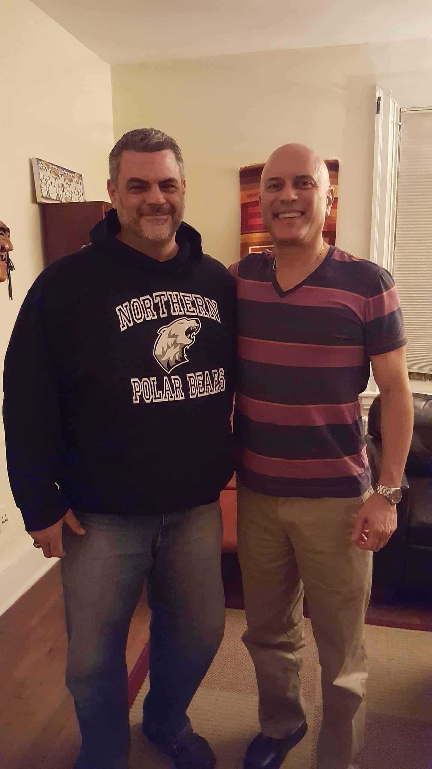 Steve Grumbine & Tim Canova
