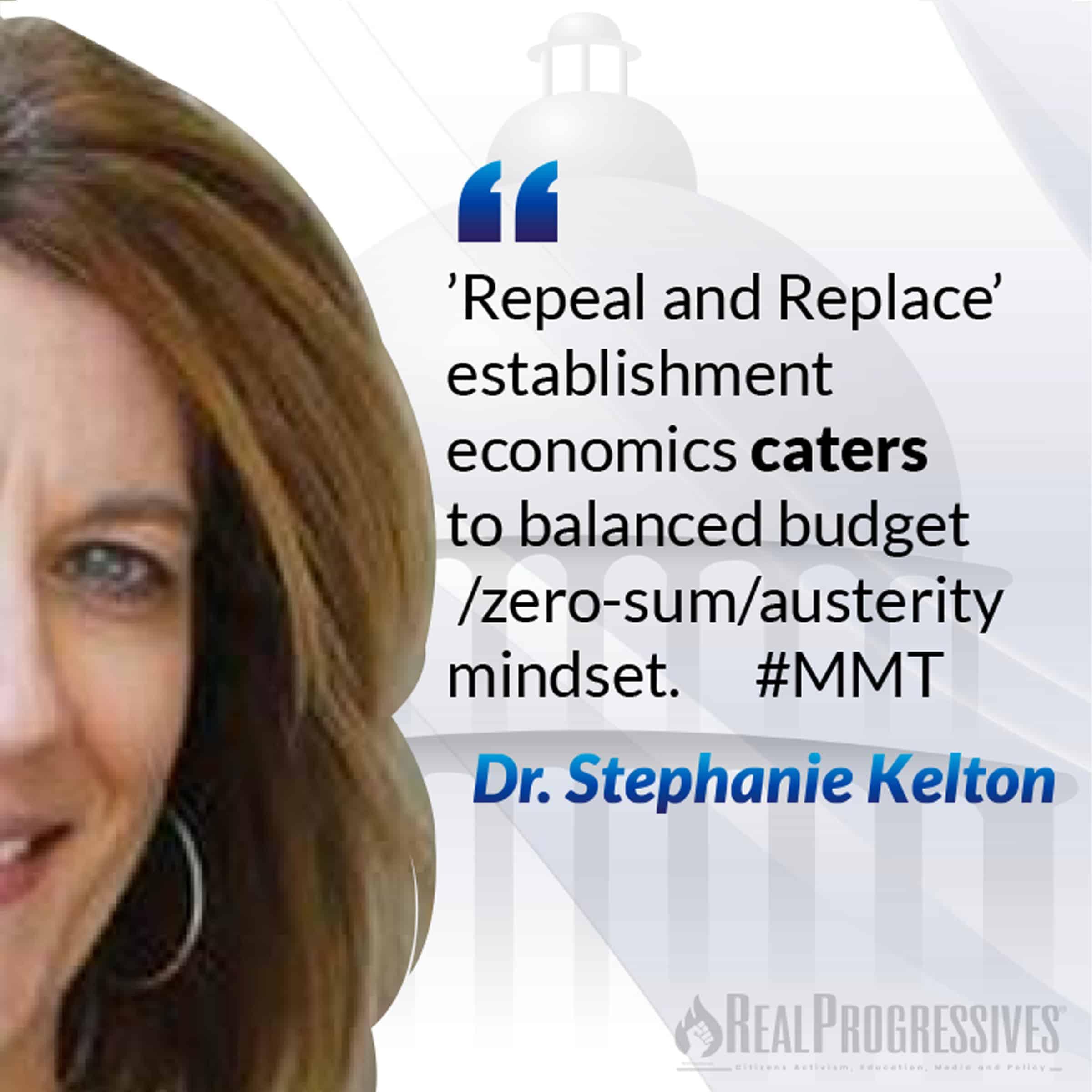 Stephanie Kelton Meme 1