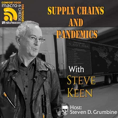 Episode 64 – Supply Chains and Pandemics with Steve Keen