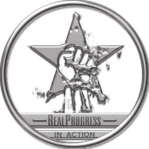 Real Progress in Action Icon