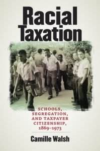 Racial Taxation book cover