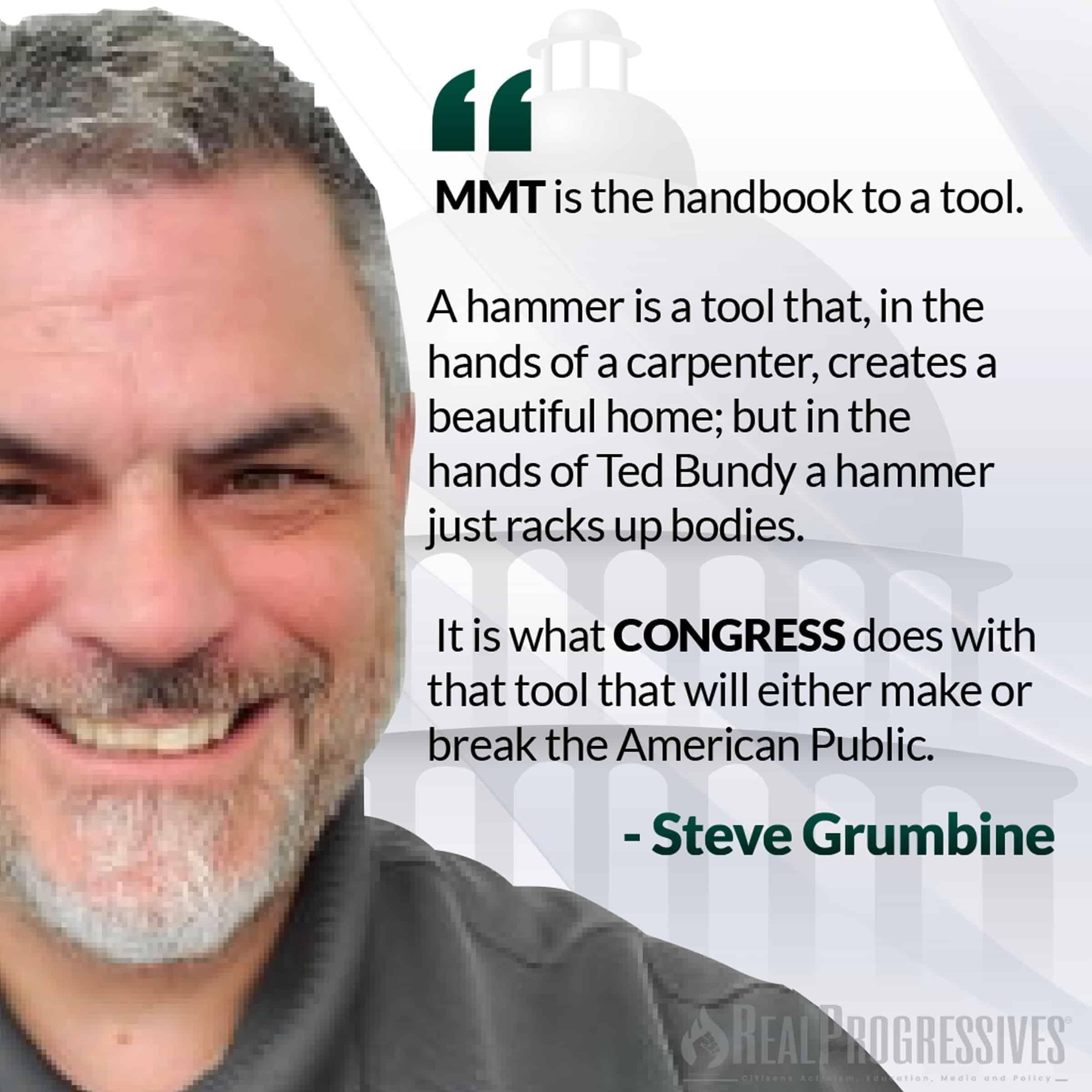 Steve Grumbine meme