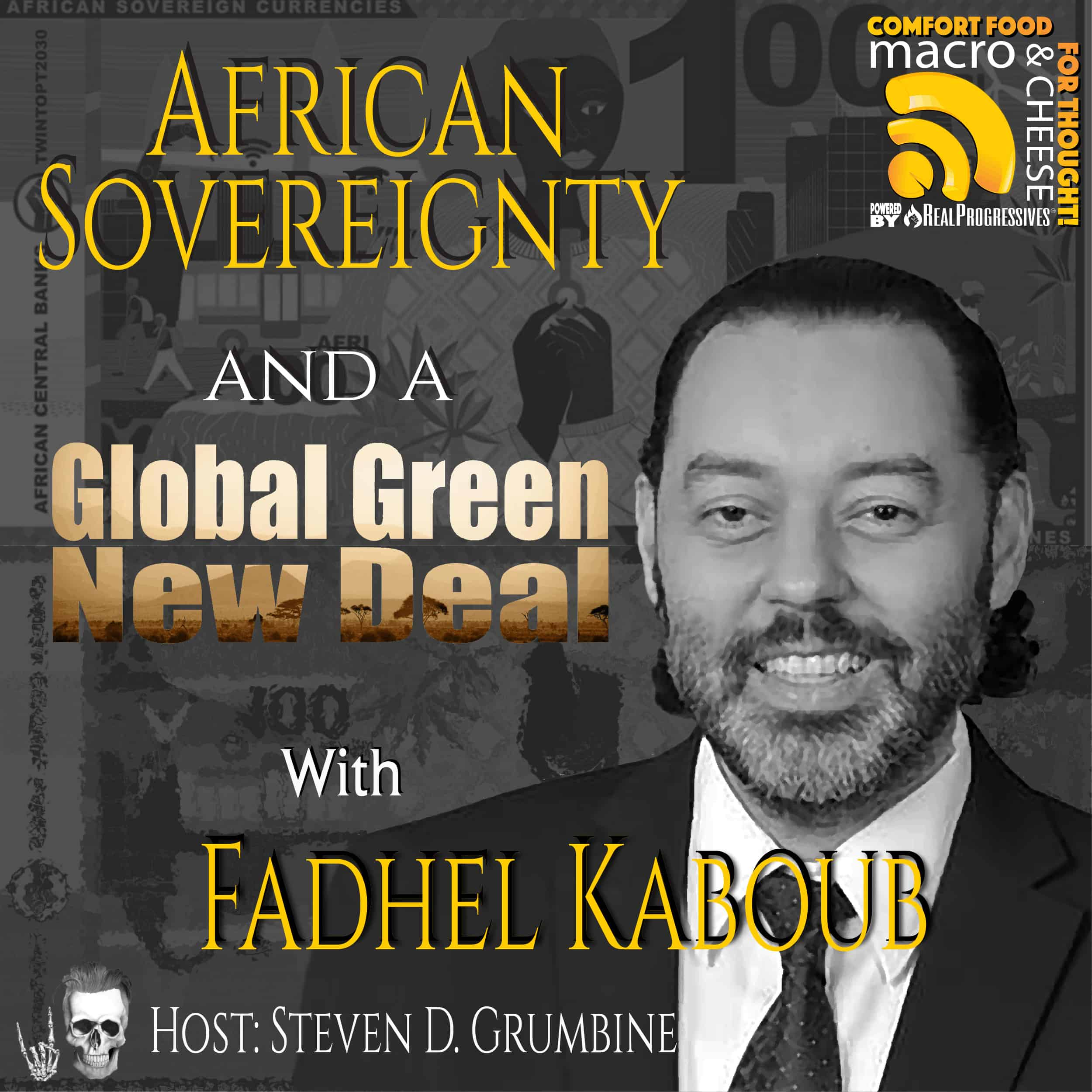 Episode 84 – African Sovereignty and a Global Green New Deal with Fadhel Kaboub