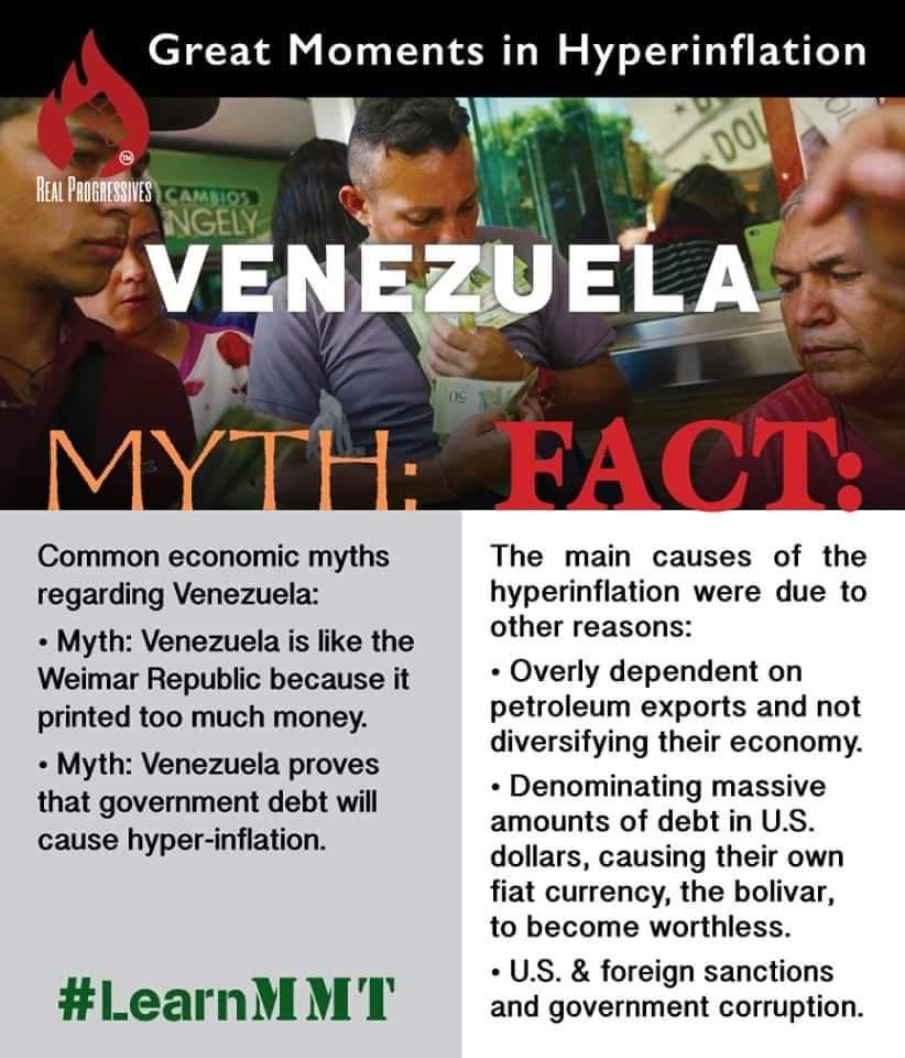 Debunk Venezuela Meme
