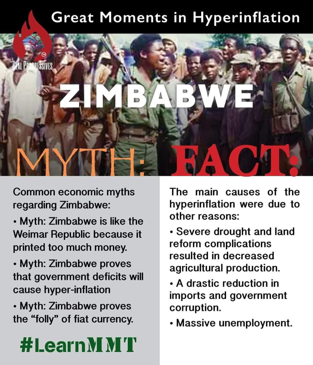 Debunk Zimbabwe Meme
