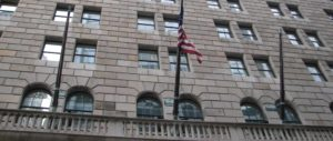 NY Federal Reserve Building