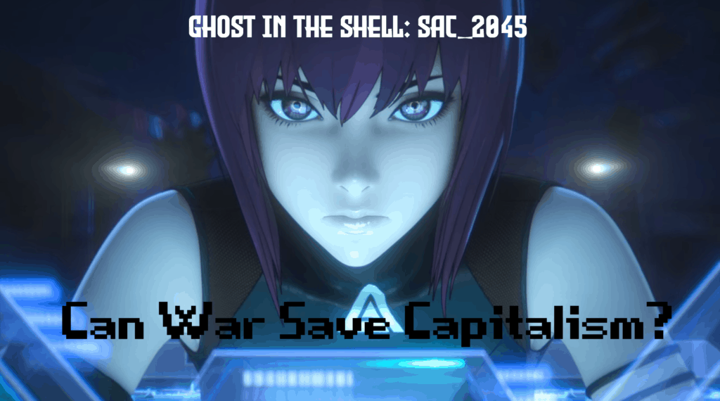 Can War Save Capitalism