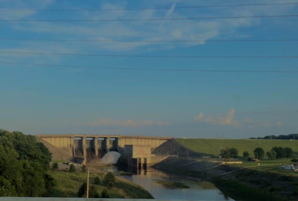 the j percy priest-dam in nashville tennessee stones river