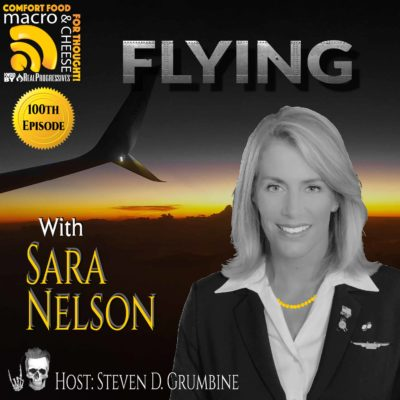 Episode 100 - Flying with Sara Nelson
