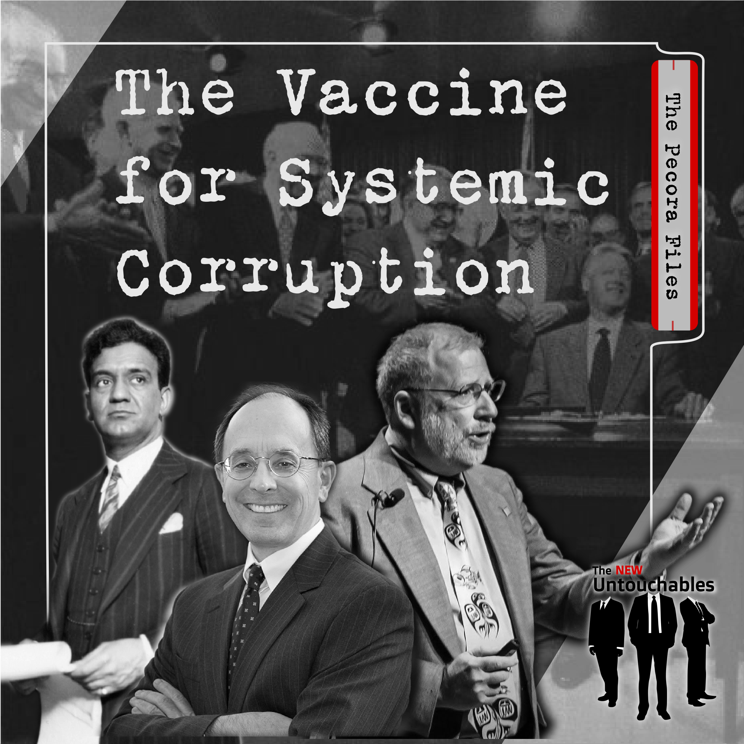 Episode 1 – The Vaccine for Systemic Corruption