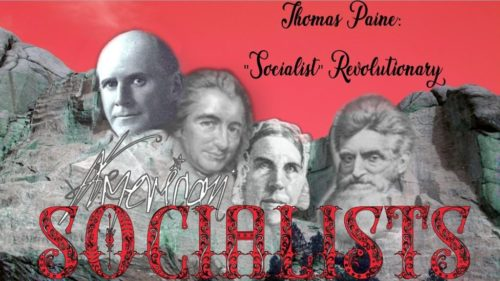 Thomas Paine: Revolutionary Socialist