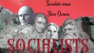 photoshopped mount everest, socialists