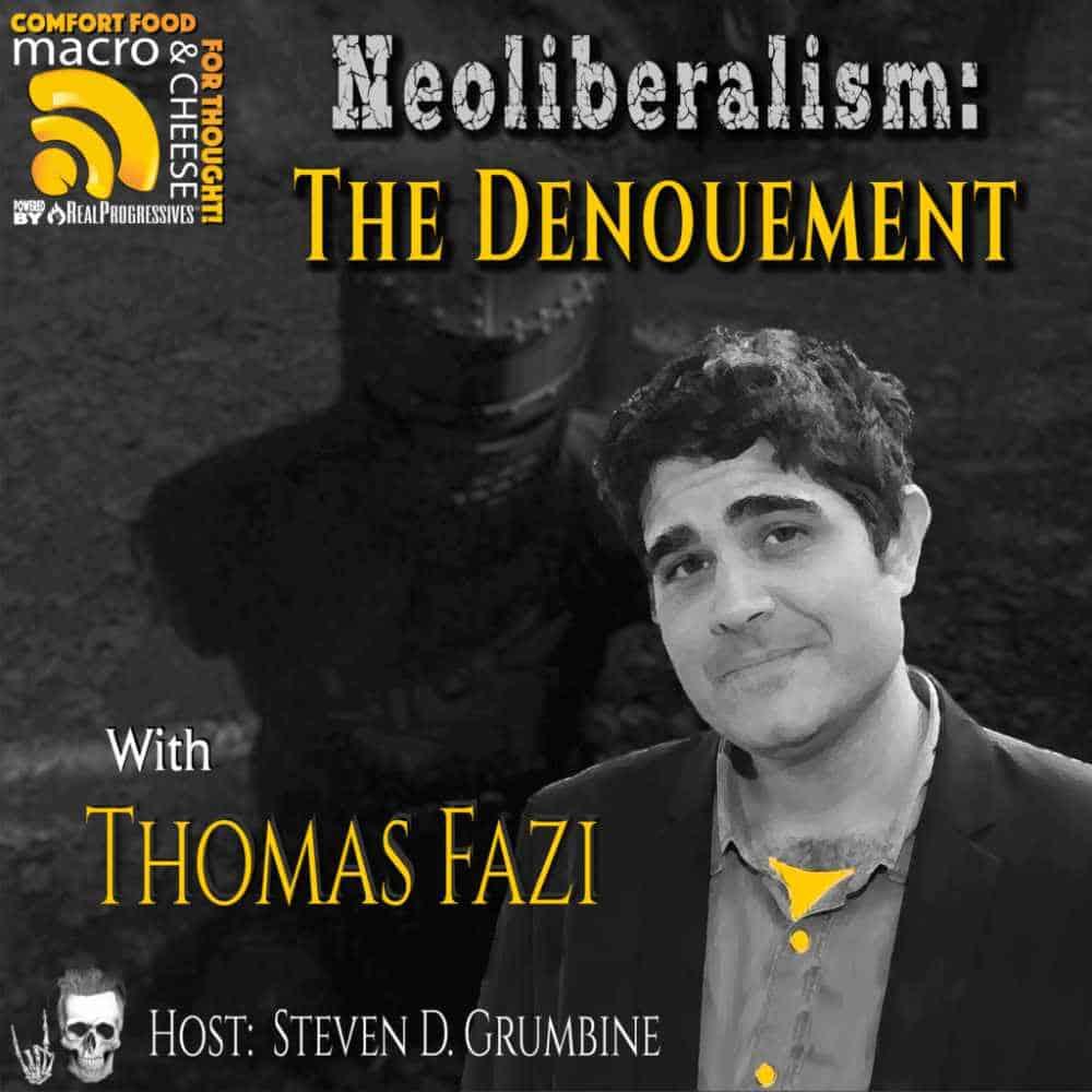 Show art MNC Episode 112 - Thomas Fazi