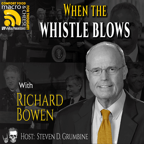 Episode 114 – When The Whistle Blows with Richard Bowen