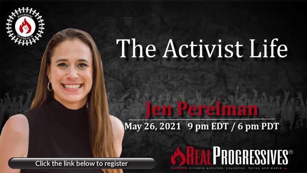 Outreach Call with Jen Perelman