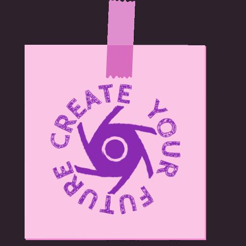 create your future logo