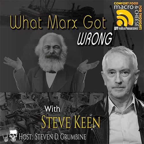 what marx got wrong with steve keen