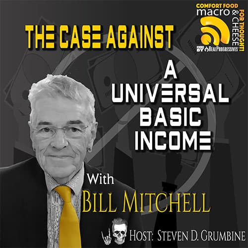 bill mitchell the case against a universal basic income