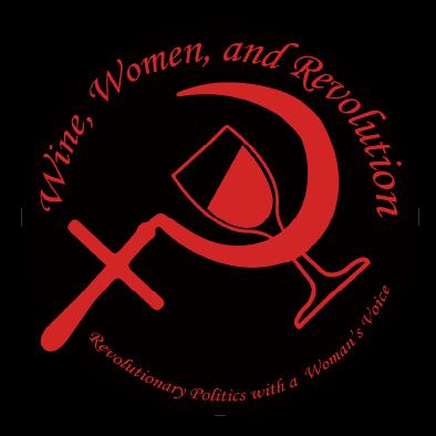 wine, women & revolution logo