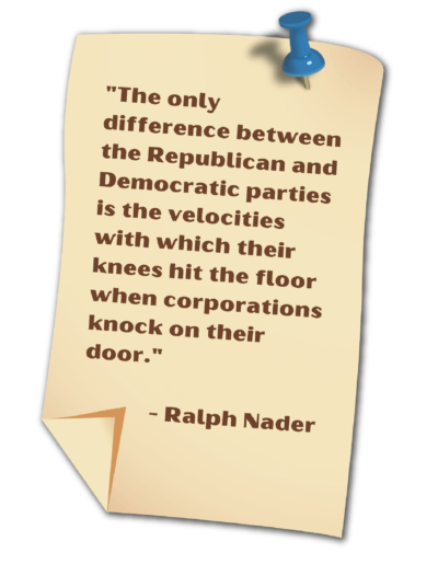 Ralph Nader quote