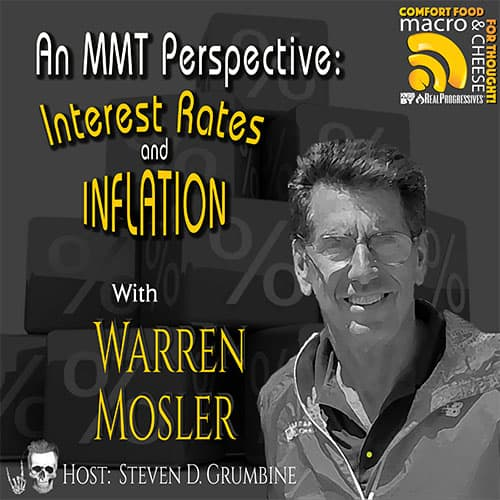 interest rates and inflation with warren mosler