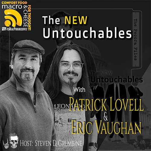 Patrick Lovell Eric Vaughan The New Untouchables The Con