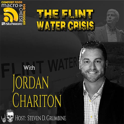 Jordan Chariton Status Coup Flint Water Crisis