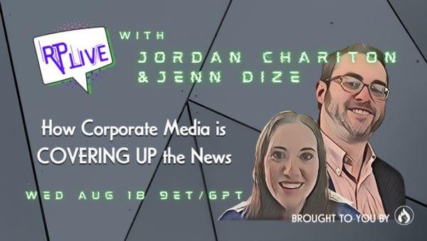 RP Live Jenn Dize Jordan Chariton