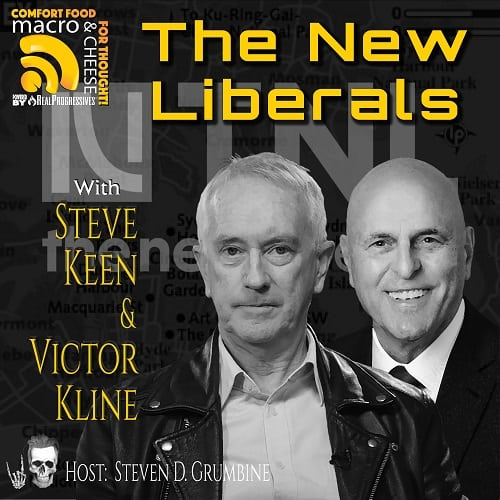 Victor Kline Steve Keen